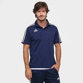 Camisa Polo Adidas Tiro 15 Viagem Masculina 6d79e30b0630e