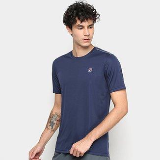 89005aec9c40f Camiseta Fila Aztec Box Masculina