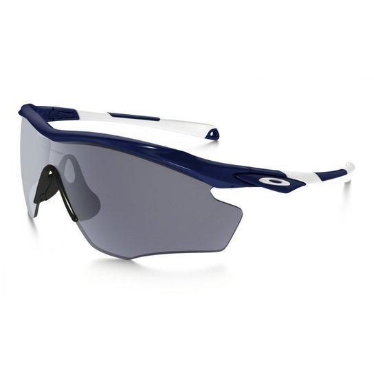cd5bff6436854 Óculos Oakley M2 Frame Xl - Marinho+Branco