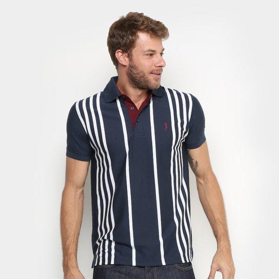 Camisa Polo Aleatory Listrada Vertical Masculina - Compre Agora ... e8cd642f52de6