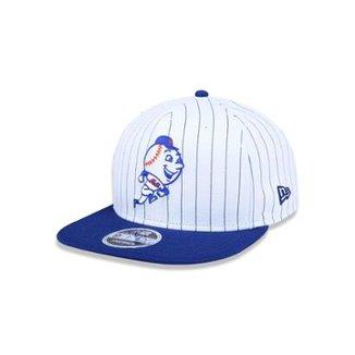 Boné 950 Original Fit New York Mets MLB Aba Reta Snapback New Era 770d1d32bf5