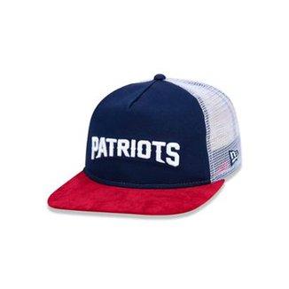 851c370bf Boné 950 Original Fit New England Patriots NFL Aba Reta Snapback New Era
