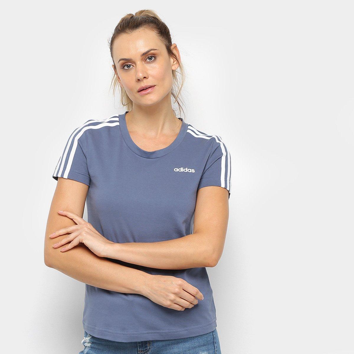 Camiseta Adidas E 3S Tee Feminina