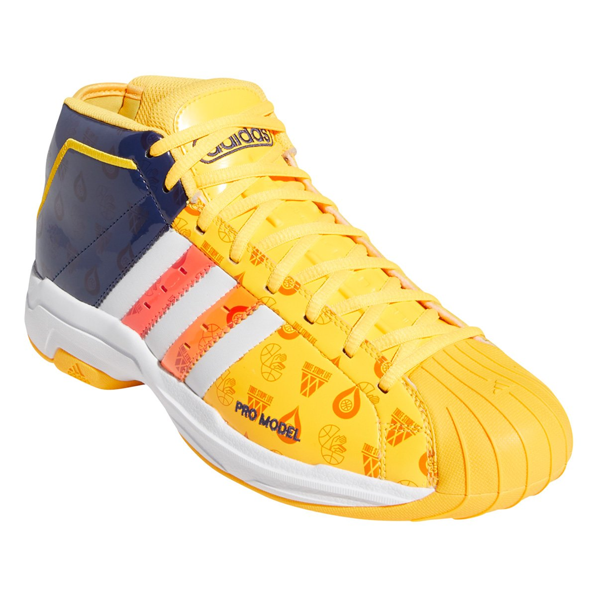 Tênis Adidas Pro Model 2G