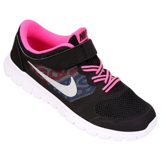 ea7a75b38f8 Tênis Nike Flex 2015 RN Infantil - Compre Agora