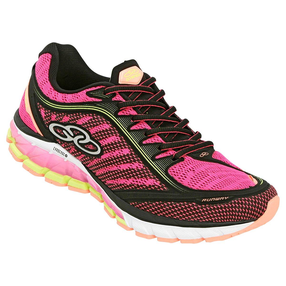 554141a5d5b Tênis Olympikus Runway Feminino