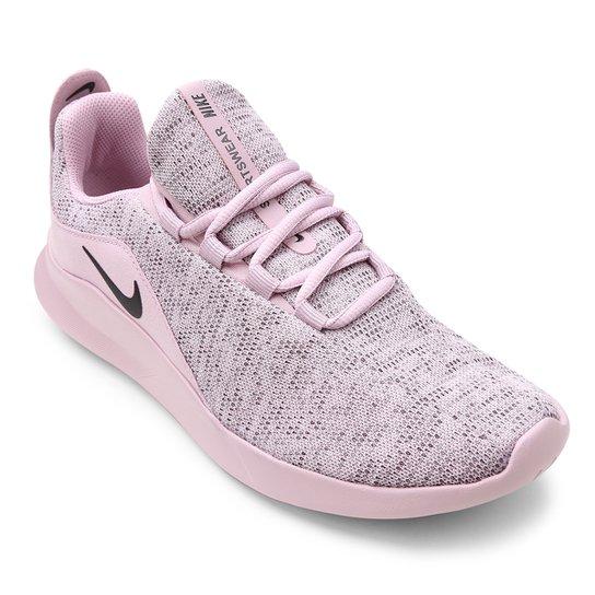 42d0b1b10 Tênis Nike Wmns Viale Prem Feminino - Preto e Pink - Compre Agora ...