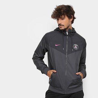 Jaqueta Paris Saint-Germain Nike Woven Authentic Masculina 677601cf4c483