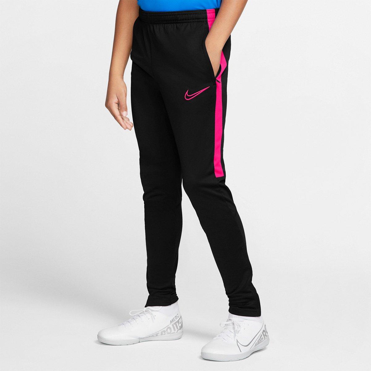 Calça Infantil Nike Academy Dry Fit KPZ