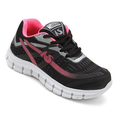 Tênis Infantil No Stress Jogging 761