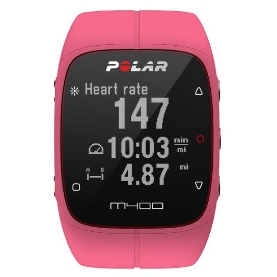 af8a4c21a4f Monitor Cardíaco Polar M400 HR com GPS - Compre Agora