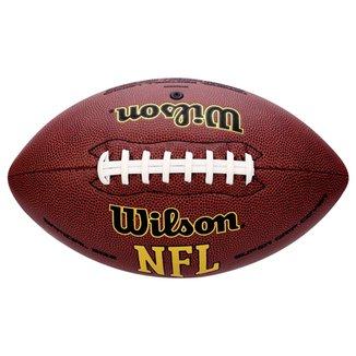 f14b9293a5 Bola Futebol Americano Wilson NFL Super Grip