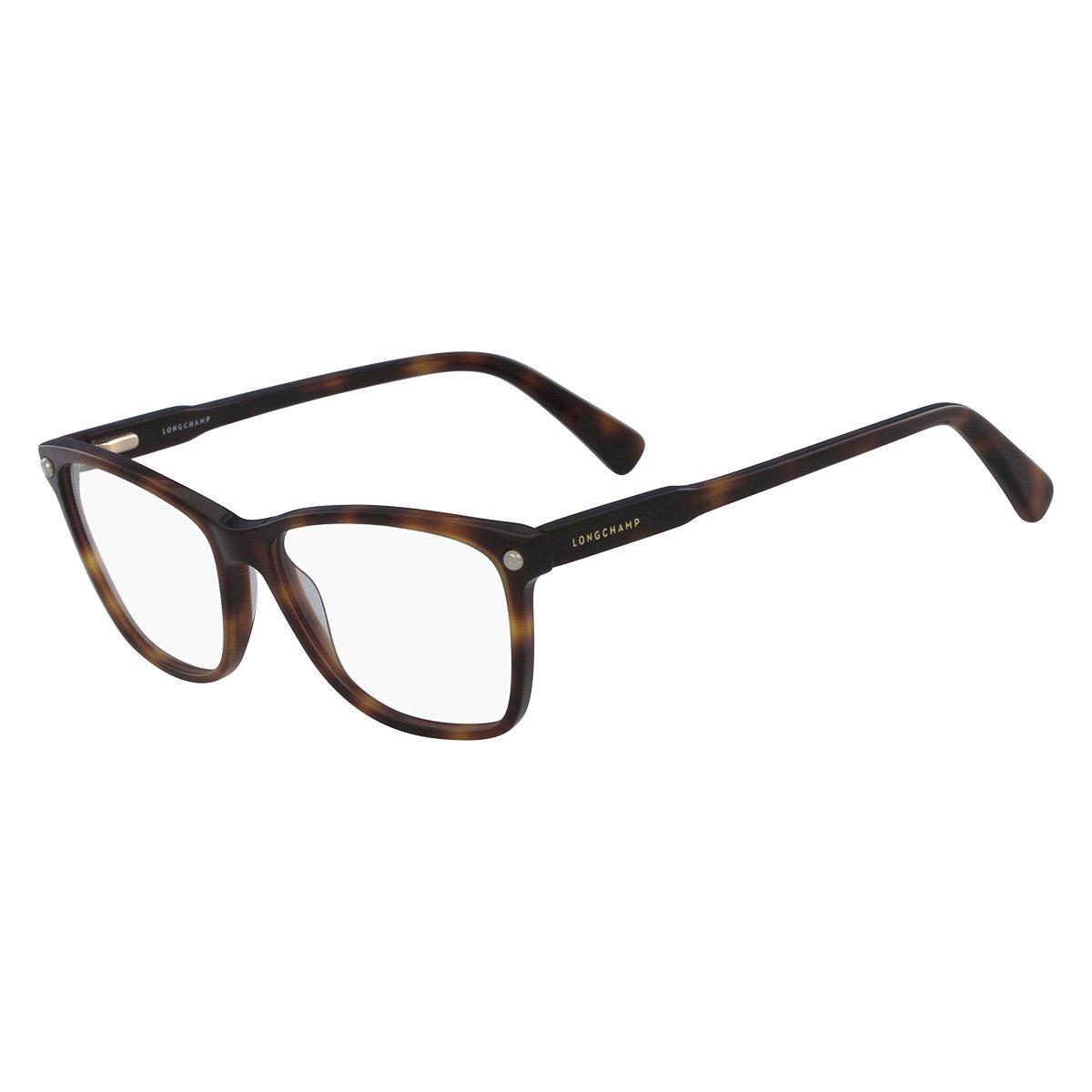 Óculos Longchamp Quadrado Print Feminino