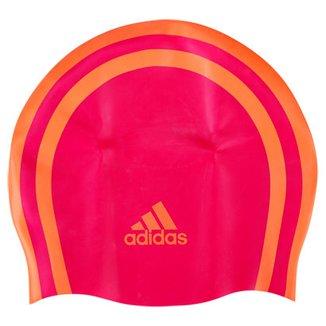 Touca Adidas de Silicone 3S Infantil 85ba6203e29