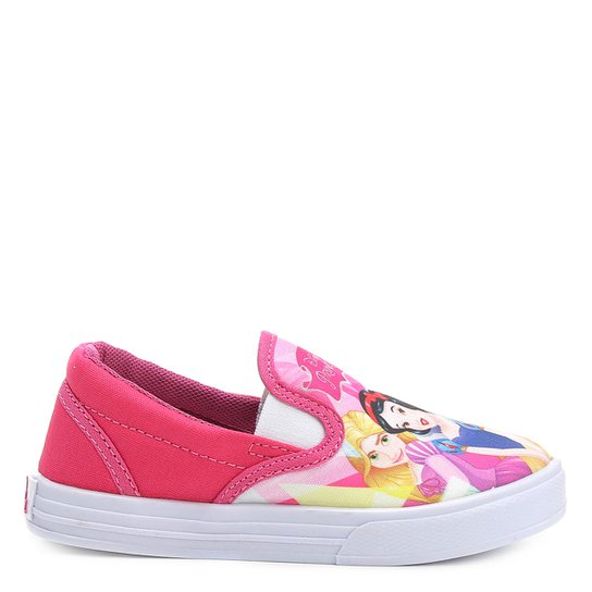 Tênis Disney Princesas Iate Infantil - Compre Agora  0deaab5086980