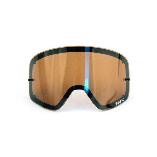 6c64a815a Lente Óculos Dragon Nfx - Marrom | Netshoes