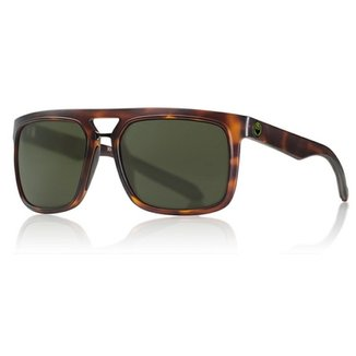 Óculos de Sol Dragon Aflect Matte Tortoise   Green d68d4bdba5
