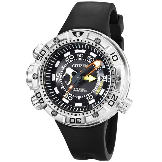 93f388705e5 Relógio Citizen Aqualand Marine Eco-Drive TZ30633D - BN2021-03E (DS ...