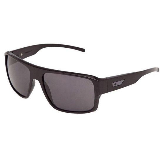 8cca0f5f3 Óculos de Sol HB RedBack - Preto e Prata | Netshoes