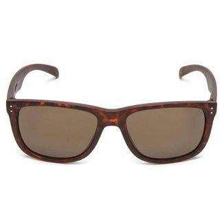 3ed1c217b01e9 Óculos de Sol HB Ozzie Matte Havana Turtle Brown
