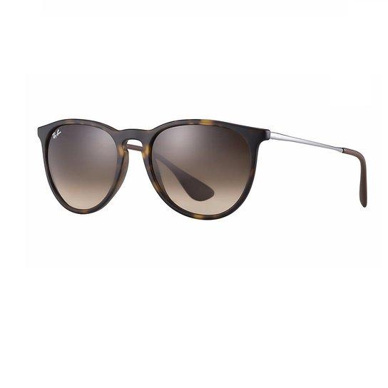 02f2c97809418 Óculos de Sol Ray Ban Erika RB4171L 865 13 - Marrom - Compre Agora ...