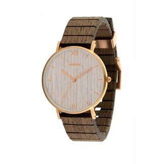 e213cf8019c Relógio WeWOOD Aurora Rose Gold Apricot