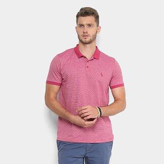 fb9a33226b Camisa Polo Reserva Manga Curta Masculina