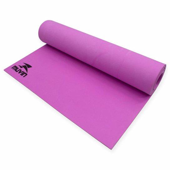 Tapete para Yoga em EVA Muvin TPY-300 - Pink - Compre Agora  1ce15b468ac8
