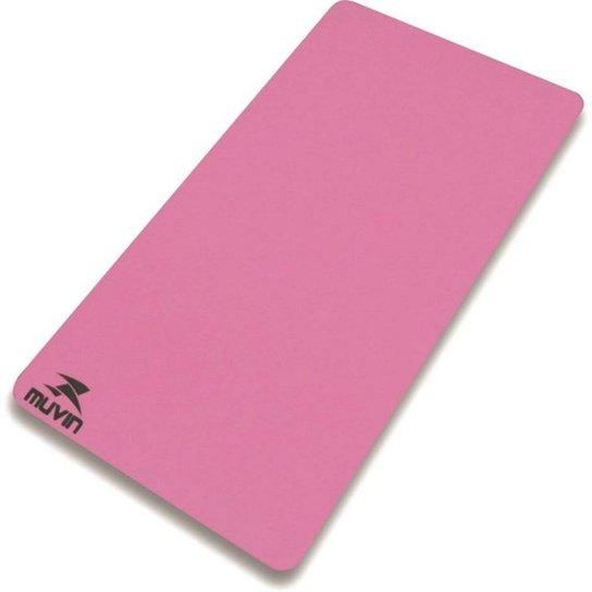 7fd0dd427 Colchonete Yoga Pilates Eva - 100X50x1 Cm - Pink - Compre Agora ...