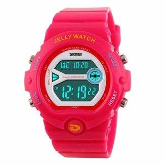 acb66920d1e Relógio Feminino Skmei Digital 1153 VD