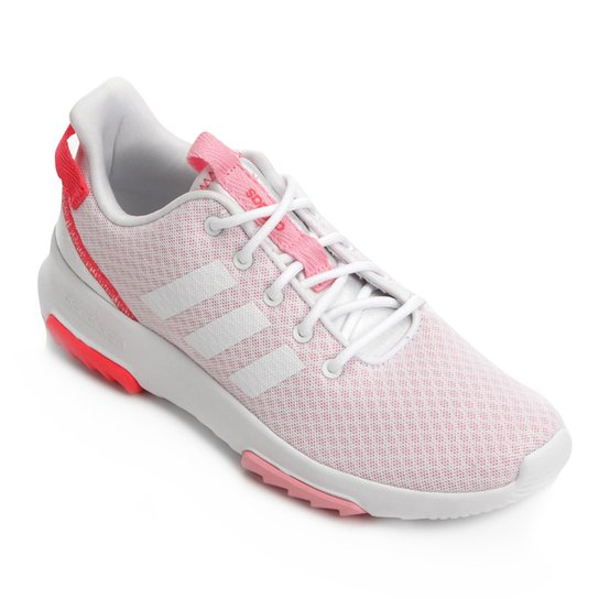 Tênis Adidas Cf Racer Tr W Feminino - Pink - Compre Agora  6e8efdca272ab