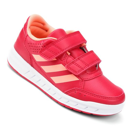 4c7e6caab04 Tênis Infantil Adidas Altasport Cf K - Compre Agora