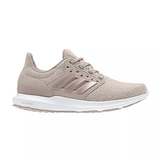 Tênis Adidas Solyx Feminino - Marrom - Compre Agora  bda7f1c53aba1