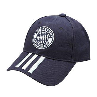 Boné Adidas Bayern de Munique Aba Curva e84c74b6784