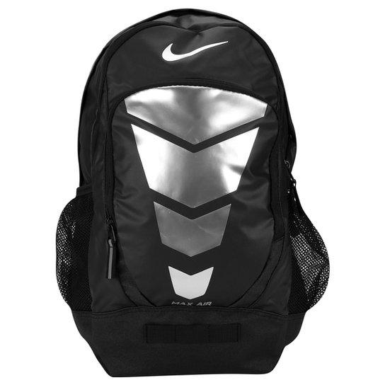 05f329c15 Mochila Nike Max Air Vapor Energy - Preto+Prata