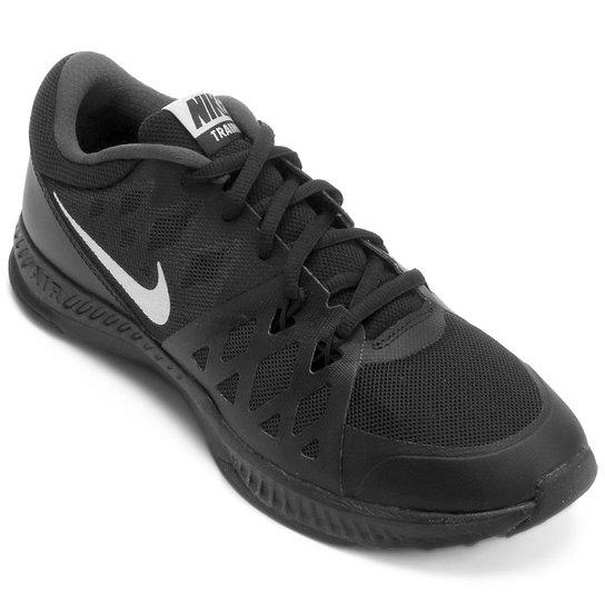 65e2b94929c ... Tênis Nike Air Epic Speed TR 2 Masculino - Preto+Prata ...