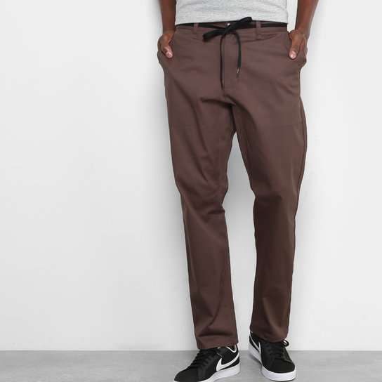 Calça Nike Sb Flex Chino Icon Masculina - Compre Agora  3f295006b00f5