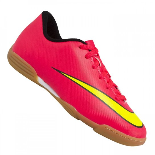 f89f9379aa Chuteira Nike Mercurial Vortex II IC JR - Compre Agora