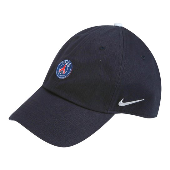 Boné Paris Saint Germain Nike Aba Curva - Compre Agora  d0d1394f2dc