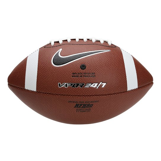 Bola Futebol Americano Nike Vapor 24 7 - Compre Agora  6d9e4619facf1