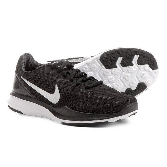 Tênis Nike In-Season TR 7 Feminino - Preto e Branco - Compre Agora ... ae16083e34f62