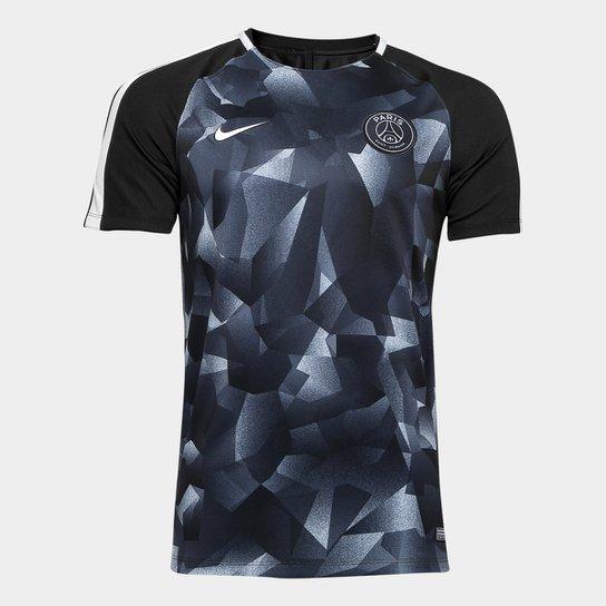 30a927d074983 Camisa Paris Saint-Germain Squad 17 18 s nº Nike Masculina - Compre ...