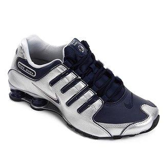 wholesale dealer 0bb1b 7000b Tênis Nike Shox Nz Masculino