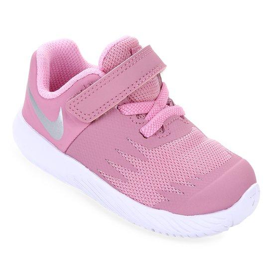 Tênis Infantil Nike Star Runner Menina - Pink - Compre Agora  61345e7b28820