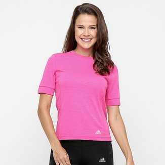 c2194be2b1 Camiseta Adidas Supernova Feminina