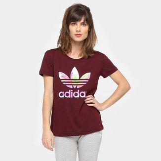 Camiseta Adidas Originals Graphic Trefoil d95cfdfefc25b