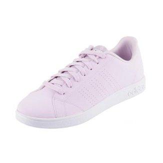 a022179b08f Tênis Adidas Feminino Rosa Claro Tamanho 37
