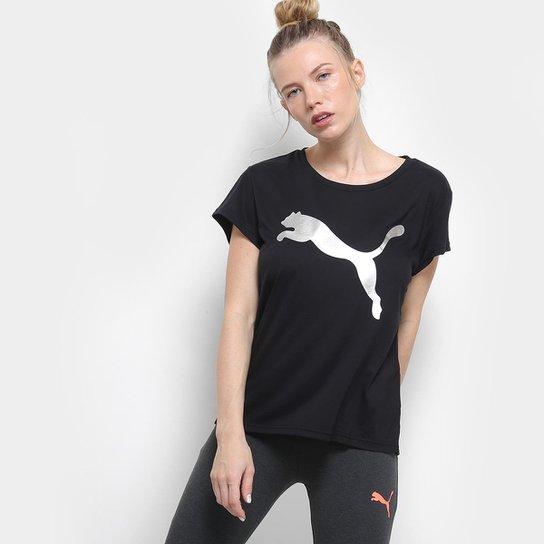 Camiseta Puma Urban Sports Logo Feminina - Compre Agora  0db66398cfca9