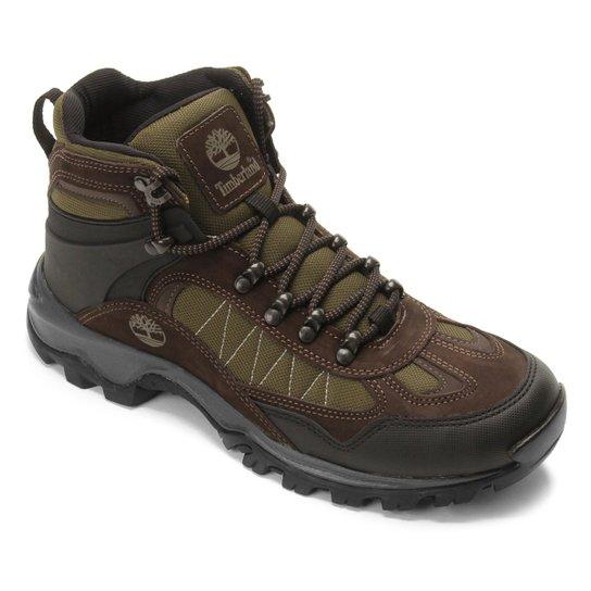 Bota Timberland York Boot Masculino - Marrom - Compre Agora  b855436433b