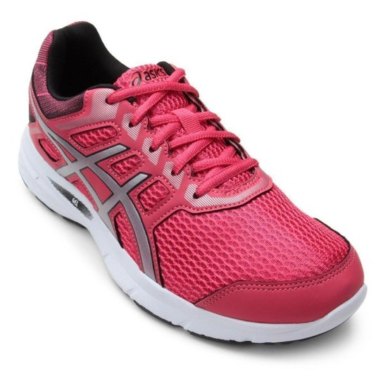 ab783d7657 Tênis Asics Gel Excite 5 A Feminino - Pink | Netshoes